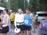 Jeff Hagen and Malcolm Anderson