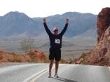 Running the desert!